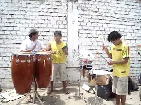 Timbal descarga