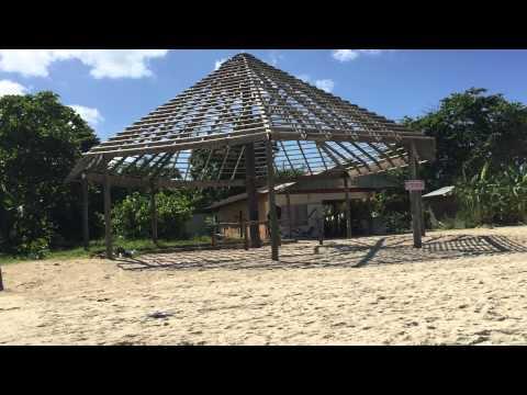 Jamaica 7 mile beach Negril walk August 2015