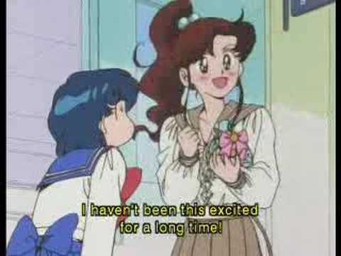 "Sailor Jupiter AMV-""We believe you"""