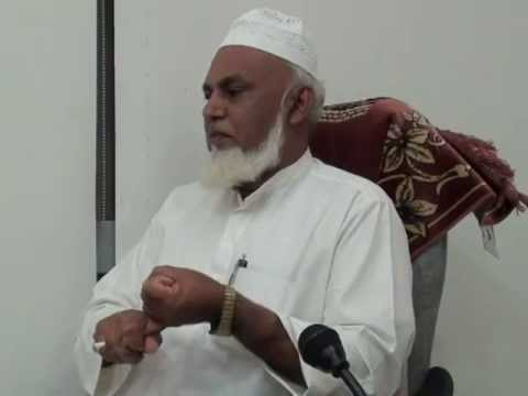 Ramadan Speech by Abdurrahman Baqawi...