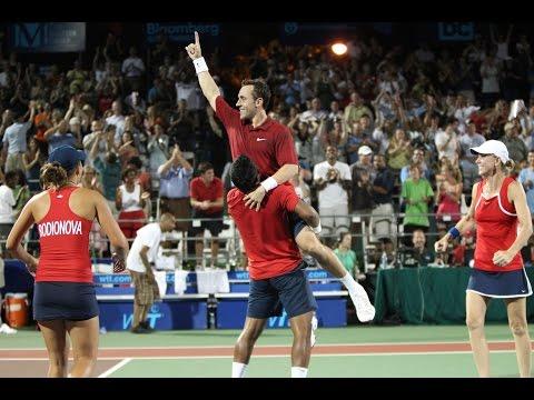 Washington Kastles 20, New York Sportimes 19 featuring John McEnroe (7/12/11)