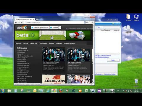 Orbit downloader -  Chrome ( Chrome da orbiti çalıştırma )