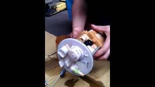 Hướng dẫn tháo lọc xăng xe huyndai i10