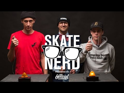 Skate Nerd: Sammy Winter Vs. Brad Cromer