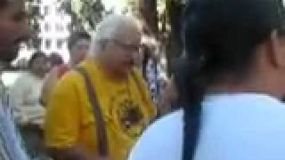 American Indian Movement Song, Sacramento Rally in support of California Prison Hunger Strike