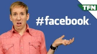Facebook Adding #Hashtags?!