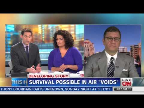 Kim E. Petersen on CNN NewsDay Discussing the Sewol Ferry Disaster: 18Apr14