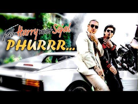 Jab Harry Met Sejal New Song Phurrr First Look | Phurrr Composed By International Sensation DJ Diplo