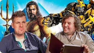 AQUAMAN | BUMBLEBEE | MORTAL ENGINES - Kopfkino #10