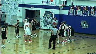 Franklin County Touranment @ Belgreen 3 Red bay Games 1-20-18 on WRMG-TV-12
