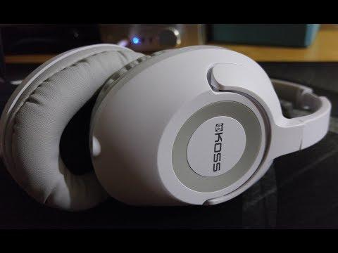 Koss UR42i White headphones