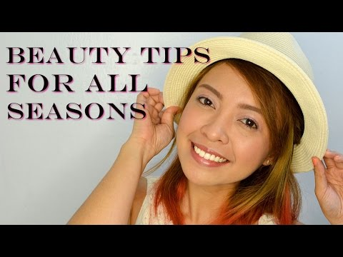 Your Beauty and Fashion Guide for All Seasons #BeautyBoundAsia #XxXX | Gen-zelTV