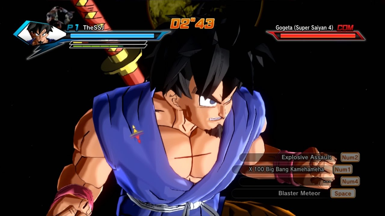 Goku Kamehameha X100 images