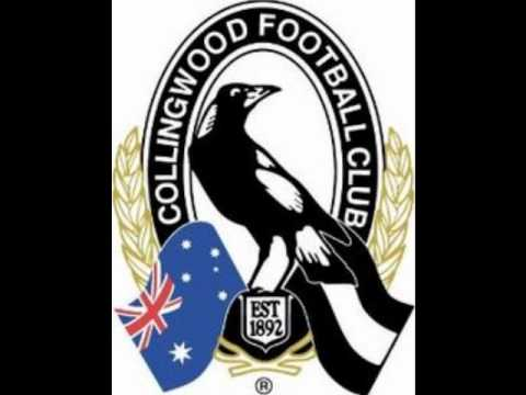 Collingwood Football Club Theme Song Youtube