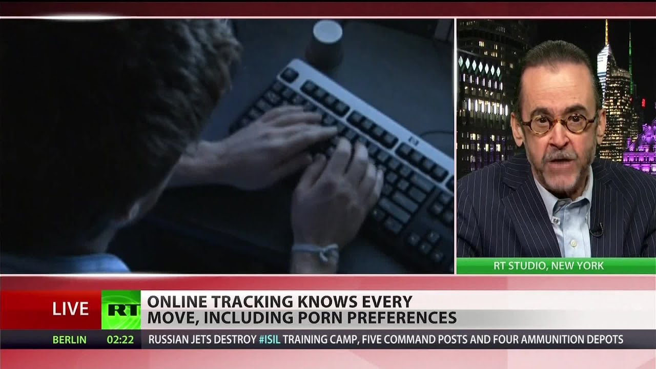 Online data trackers follow not only buying, but porn habits