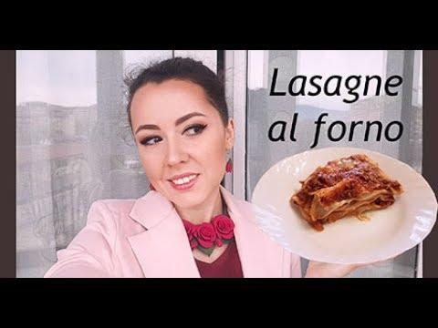 Самая вкусная лазанья от моей итальянской свекрови. Видео-рецепт
