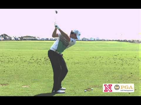 Rory McIlroy Wedge Slow Motion