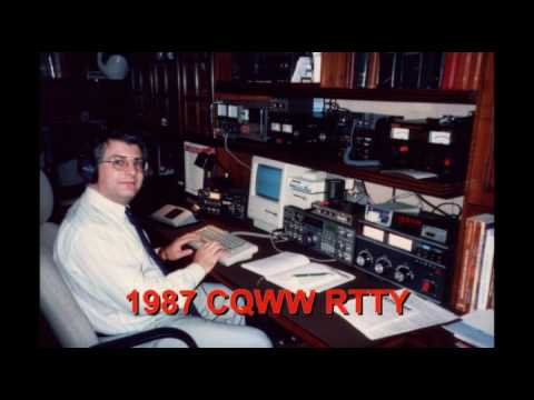 My 37 years on Amateur Radio