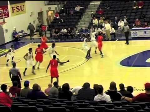 Wallace State Basketball at Gulf Coast State College-Highlights (11.30.13)
