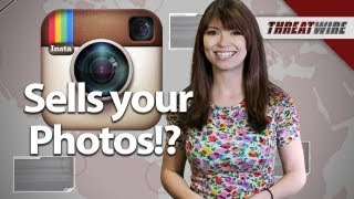 Instagram Sells Your Photos?!