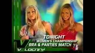 WWE Velocity May 25, 2002