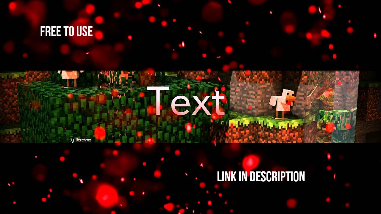 Minecraft Banner Template Youtube