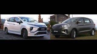 Auto Focus | Head to Head: Mitsubishi Xpander GLS AT Vs. Suzuki Ertiga GLX AT