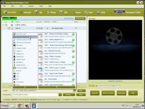 Como copiar un DVD al PC