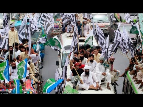 Mosaic News - 07/10/12: Thousands of Pakistanis March Against Reopening of NATO Supply Routes