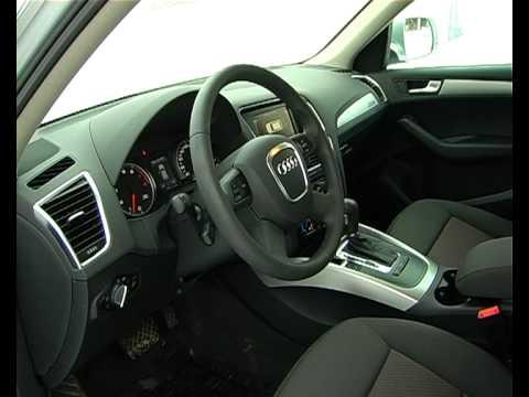 Тест-драйв Audi Q5 2.0 AT