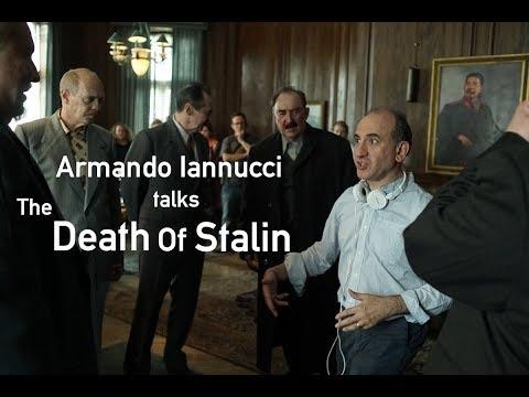 Armando Iannucci Interviewed By Simon Mayo And Mark Kermode