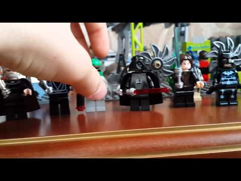 Мои 15 любимых минифигурок LEGO.