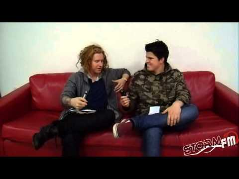 We The Kings Interview - Storm FM Bangor