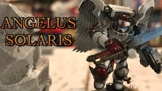 40 Facts & Lore on the 11th Legion's Angelus Solaris Warhammer 40K