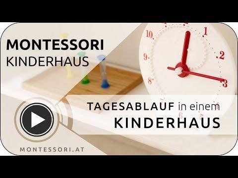 Montessori Kinderhaus - Tagesablauf in einem Montessori Kinderhaus | MONTESSORI.AT