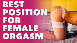 Doggy Style: The #1 Position for Female Orgasm