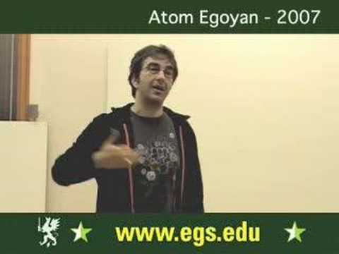 Atom Egoyan. Citatel. Memories of Beirut. 2007 3/4 Video