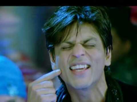 Shah Rukh Khan - Tere Naina video