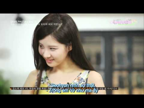 [Vietsub] Kang Ta's Pasta e Basta - TaeTiSeo cut