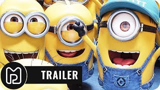 BEST OF MINIONS Funny Scenes
