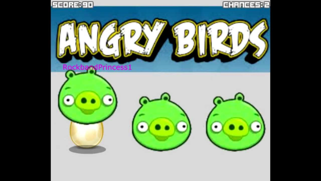 free angry birds games for kids to play