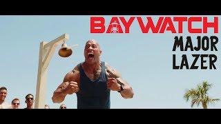 Major Lazer - Get Free (feat. Amber Coffman) [MUSIC VIDEO HD] #BAYWATCH