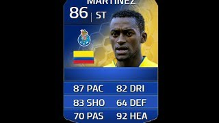 FIFA 14 TOTS MARTINEZ 86 Player Review & In Game Stats Ultimate Team