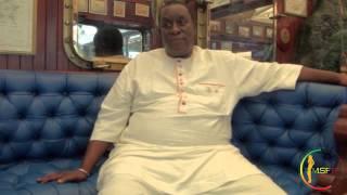 Moise Ambroise Gomis | président du Comite Miss Sénégal France Prestige