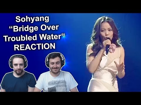 """""""So Hyang: Bridge over troubled Water"""" Reaction"""