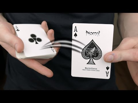 The FASTEST Card Trick EVER - Card Trick Tutorial