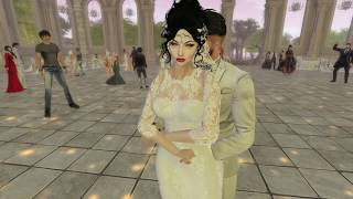 Viktor & Miha Second Life Wedding - 10.20.17
