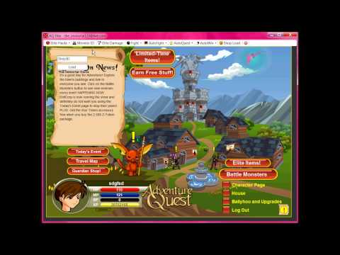 Adventure Quest Trainer Download Free