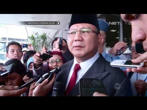 Kejutan kedatangan Prabowo pada Pelantikan Presiden Joko Widodo - IMS