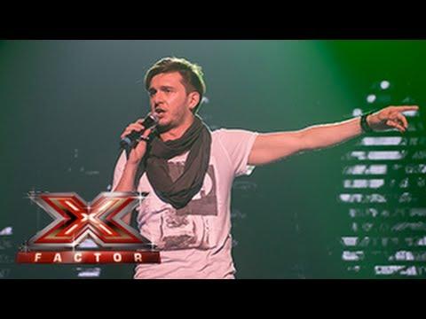 Maid Hecimovic (Pisacu joj pisma duga - Zdravko Colic) - X Factor Adria - LIVE 3